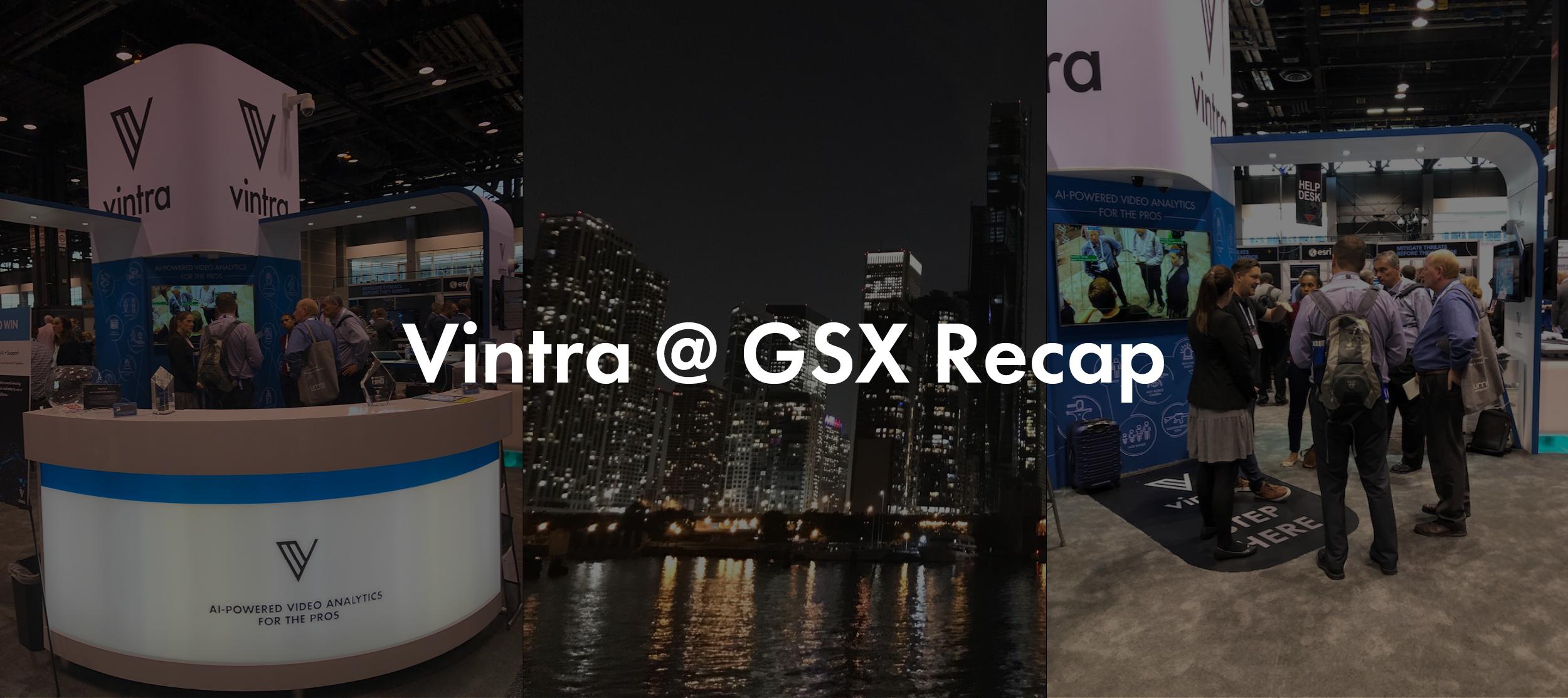 GSX Recap